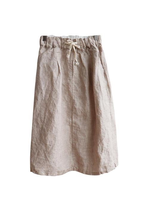 <br> Linen Skirt <br><br>