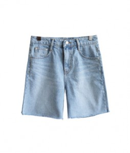 <br> Light blue Denim Shorts <br><br>