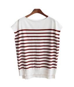 <br> Botty Stripe Knit <br><br>