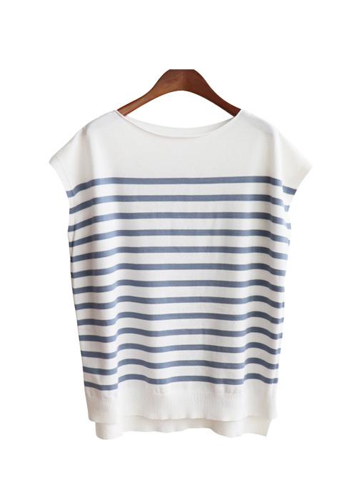 <br> Botty Stripe Knit <br><br>