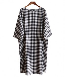 <br> Checkholic Long Dress <br><br>