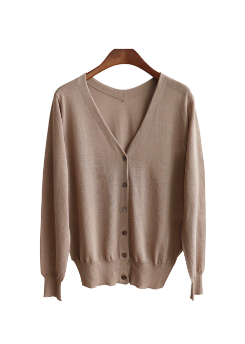 <br> Visto Button V-neck Cardigan <br><br>