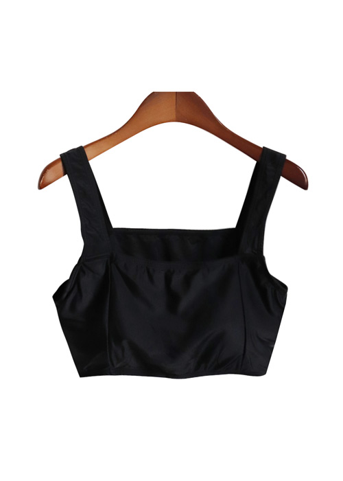 <br> Square Bikini Bra Top <br> [Not returned or exchanged;