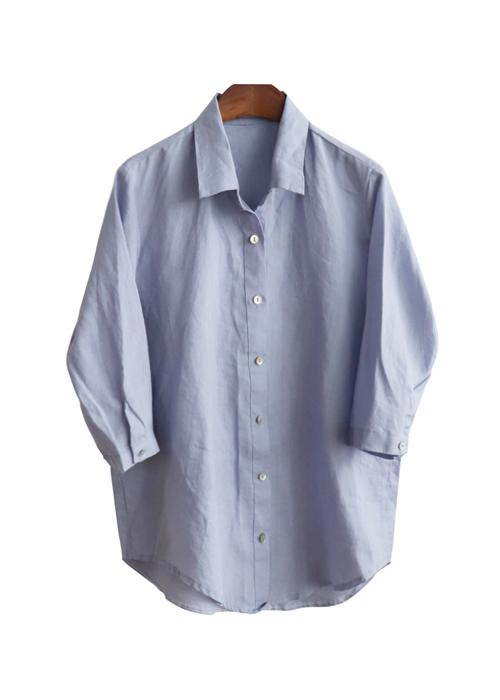 <br> Basic Linen Shirt <br><br>