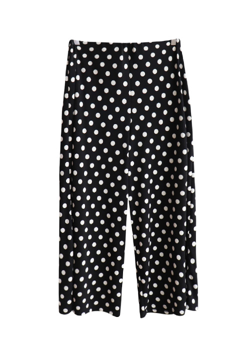 <br> Dot Banding Pants <br><br>