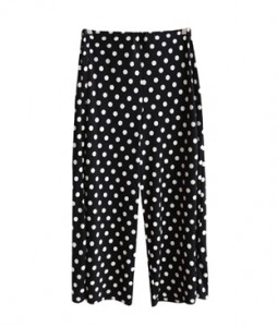 <br> Charlotte Dot Banding Pants (ships immediately upon completion of a sole order at 12:00 am) <br> <b><font color=#253952>Pants 1st place</font></b>
