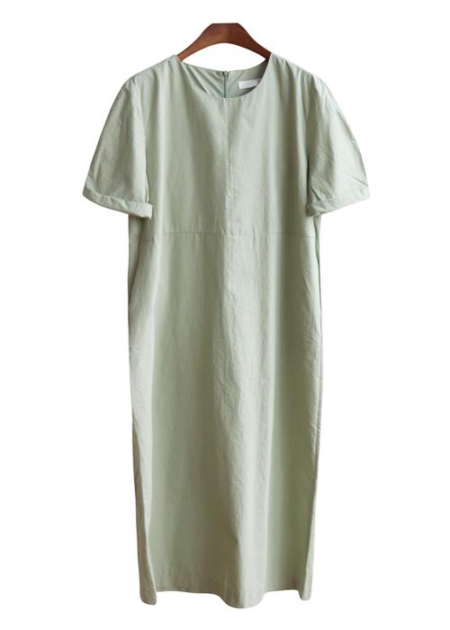 <br> Cotton Long Dress <br><br>