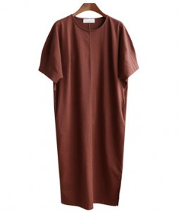 <br> Rael Sleeve Pinch Dress <br><br>