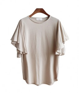 <br> Jane Sleeve Hula Tee <br><br>