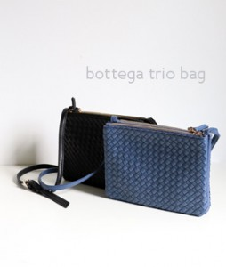 <br> Botte Trio Shoulder Bag <br><br>