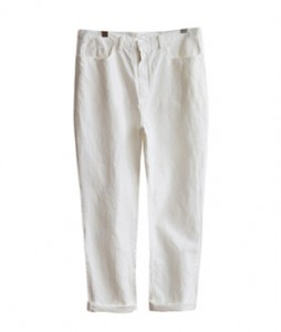 <br> Roy Semi Exhaust Straight Cotton Pants <br><br>