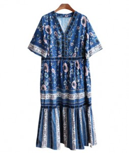 <br> Long Dress <br> [Not returned or exchanged;
