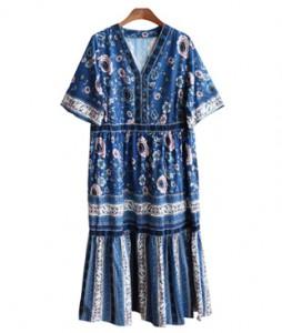 <br> Trinidad and Long Dress <br> <b><font color=#253952>1st place dress</font></b>