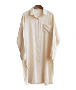 <br> Dreaming Long Shirt <br> [Not returned or exchanged;