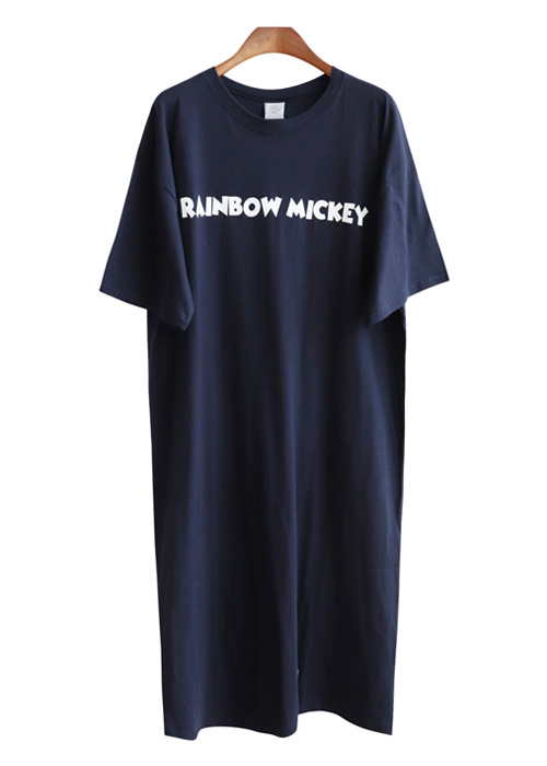 <br> Rainey Mickey Cotton Dress <br><br>