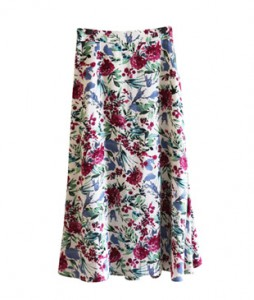 <br> Angel Flower Banding Skirt <br><br>