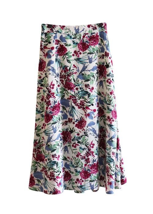 <br> Angel Flower Banding Skirt <br><br>