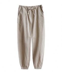 <br> Tantan Linen Jogger Pants <br> [Not returned or exchanged;
