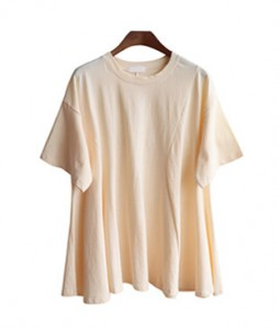 <br> Uncorked Flare Tee <br> [Not returned or exchanged;