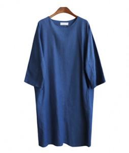 <br> Ella Pocket Denim Dress <br><br>