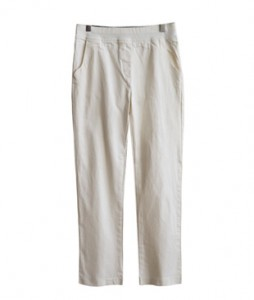 <br> Edition Cotton Banding Straight Pants <br><br>