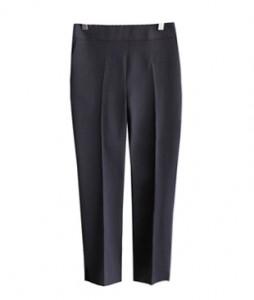 <br> Side Slit Semi Banding Pants <br><br>