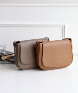<br> Soft linen shoulder bag <br><br>