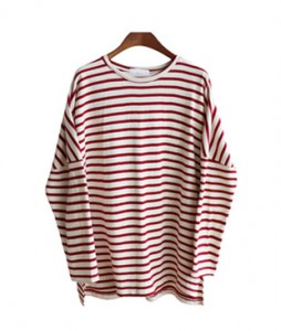 <br> Sorry Good Stripe Tee <br><br>