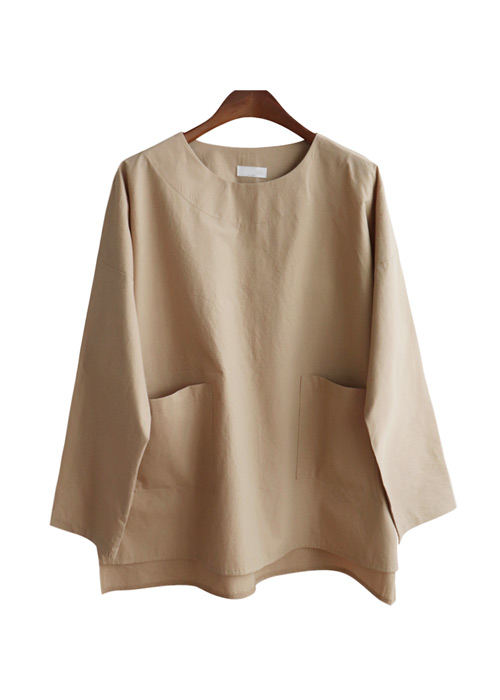 <br> Modern to Pocket Blouse <br> <b><font color=#253952>2nd place blouse</font></b>