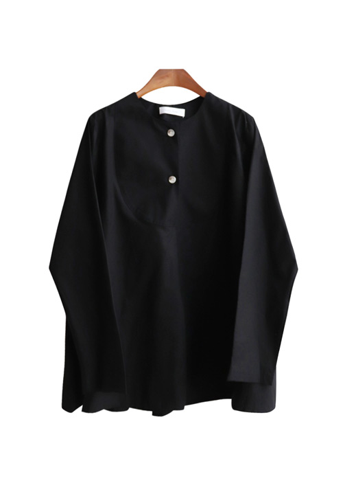 <br> Aline Button Blouse <br><br>