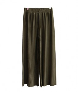 <br> High Quality Pleats Pants <br> [Not returned or exchanged;