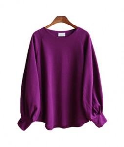 <br> Dore Balloon Sleeve Tee <br> [Not returned or exchanged;