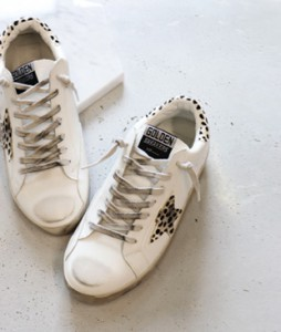 <br> Golden Hopi Songchi sneakers <br> <b><font color=#253952>2nd place shoes</font></b>