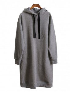<br> Momo napping Hood Dress <br> <b><font color=#253952>3rd Dress</font></b>