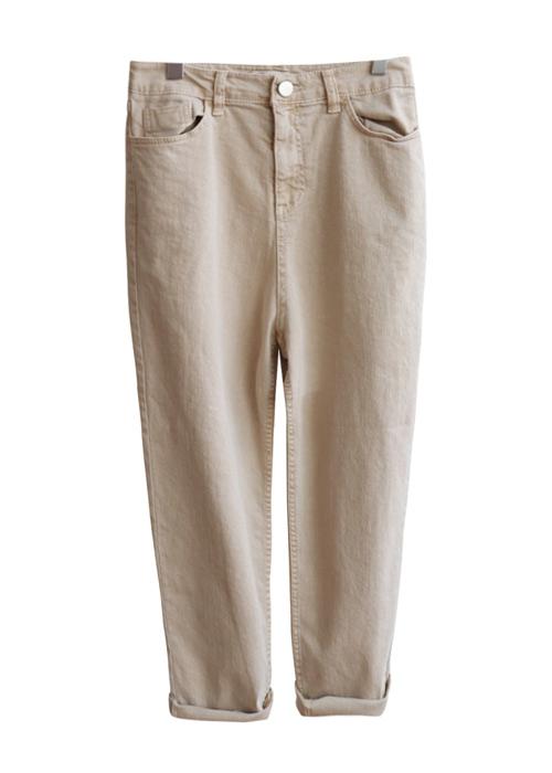 <br> Span Good Washing Color Pants <br><br>