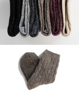 <br> Bocashi Twiddle Socks <br><br>