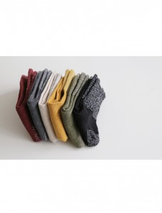 <br> pearl key point socks <br><br>
