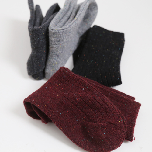 <br> Romantic Bokashi socks <br> <b><font color=#253952>ACC 3rd</font></b>