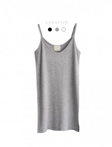 <br> Basic Span String Sleeveless shirts <br><br>