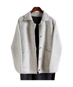 <br> 2 pocket Kara Knit Jacket <br> [Not returned or exchanged;