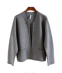 <br> 쫀쫀 Knit Cardigan Jacket <br> [Not returned or exchanged;