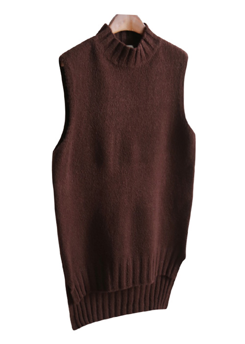 <br> Wool Span Unversal Long-Vest <br><br>