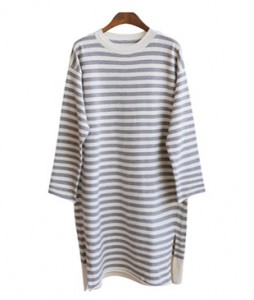 <br> Daisy Stripe Knit Dress <br> - Not returned or exchanged;