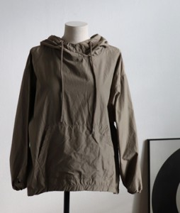 <br> Polapolis Baskin Hood <br> [Not returned or exchanged;