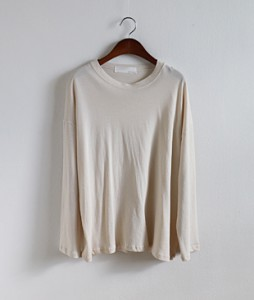 <br> Natural Pitcher Tee <br> [Not returned or exchanged;