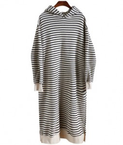 <br> lucy Dangara Hood napping Dress <br><br>