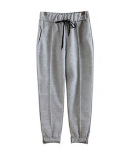 <br> line ankle slit napping jogger pants <br><br>
