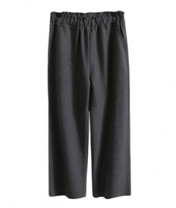 <br> DECK Wool Banding Tong Pants <br><br>