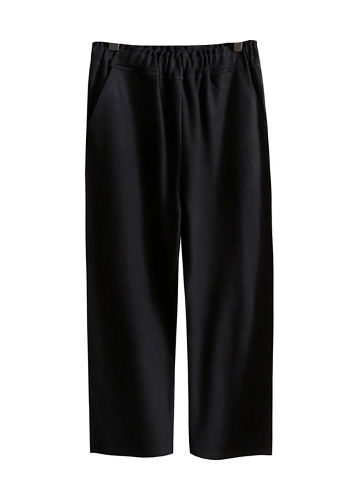 <br> Deck Wool Banding Bucket Pants <br><br>
