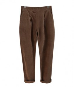 <br> Corduroy Banding Pants <br><br>